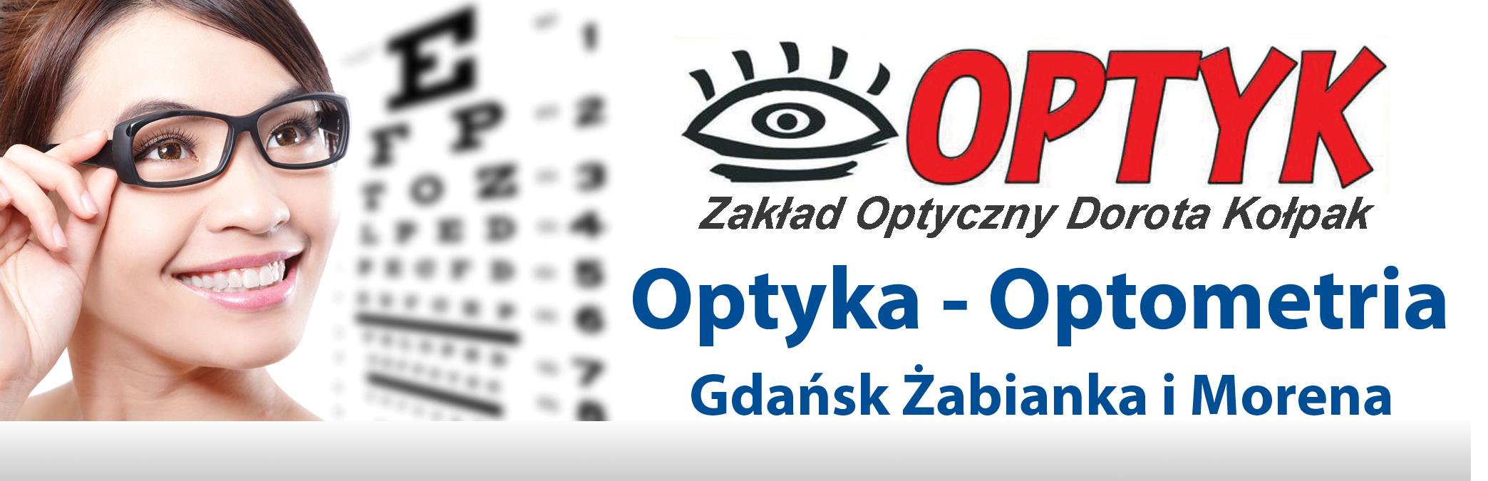 Optyk Gdańsk | Badanie wzroku 0 zł | Okulary korekcyjne